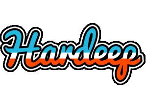 Hardeep america logo