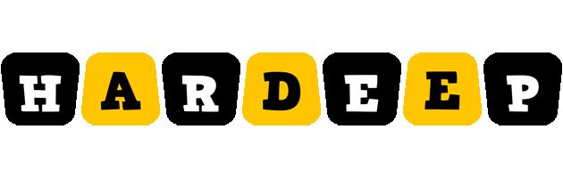 Hardeep boots logo