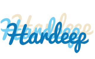 Hardeep breeze logo