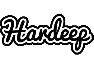 Hardeep chess logo