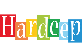 Hardeep colors logo