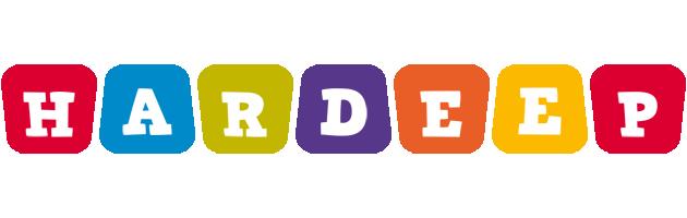 Hardeep daycare logo