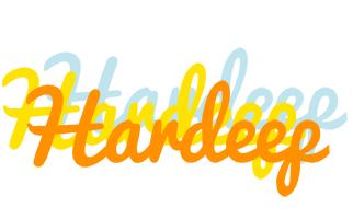 Hardeep energy logo