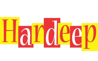 Hardeep errors logo