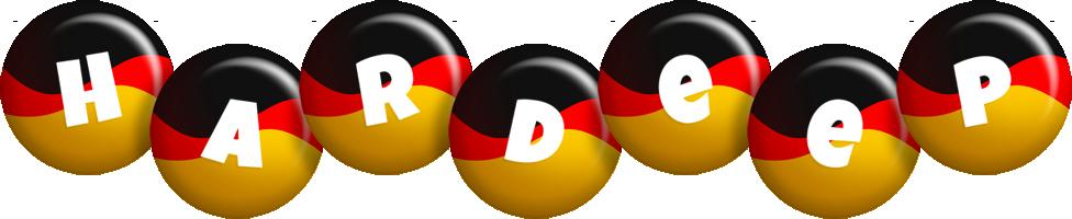 Hardeep german logo