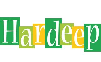 Hardeep lemonade logo