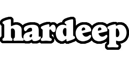 Hardeep panda logo