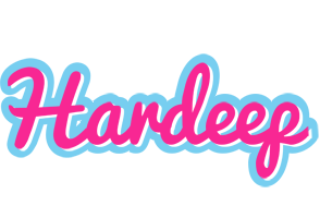 Hardeep popstar logo