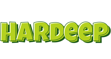 Hardeep summer logo