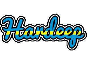 Hardeep sweden logo