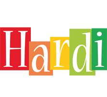 Hardi colors logo