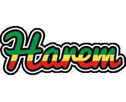 Harem african logo