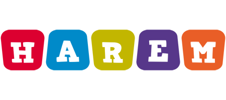 Harem daycare logo