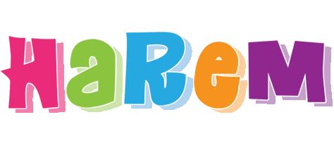 Harem friday logo