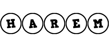 Harem handy logo