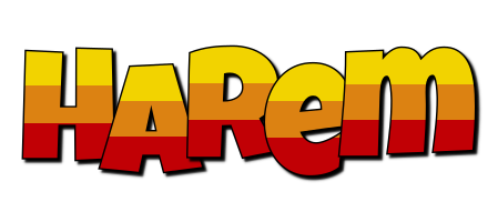 Harem jungle logo