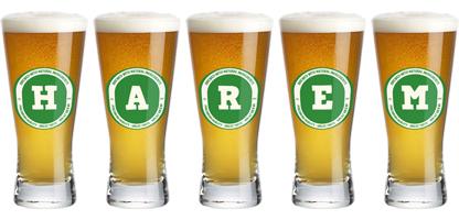 Harem lager logo
