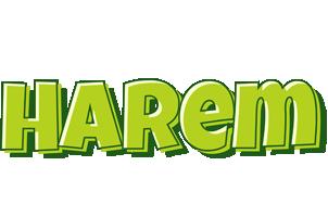 Harem summer logo