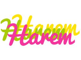 Harem sweets logo
