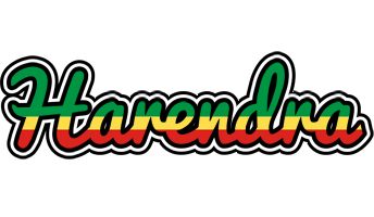 Harendra african logo