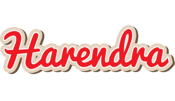 Harendra chocolate logo