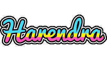 Harendra circus logo