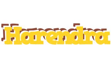Harendra hotcup logo