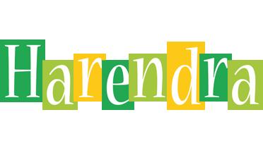 Harendra lemonade logo