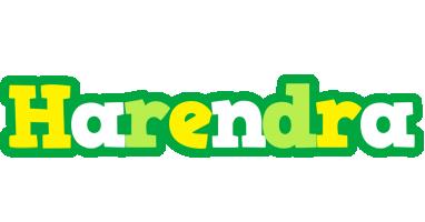 Harendra soccer logo