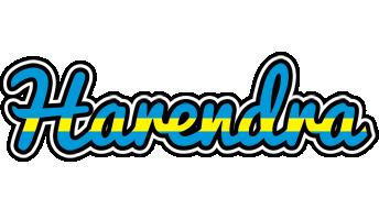 Harendra sweden logo