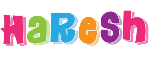 Haresh friday logo