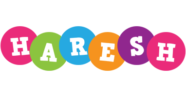 Haresh friends logo