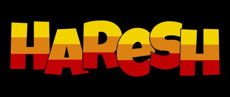 Haresh jungle logo