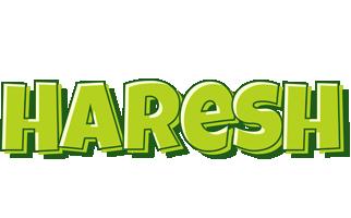 Haresh summer logo