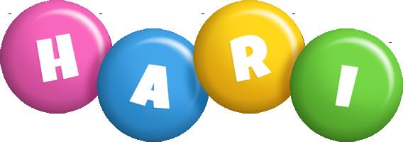 Hari candy logo