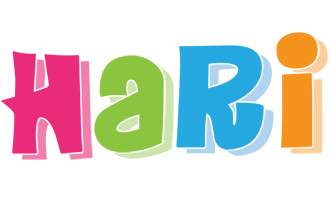 Hari friday logo