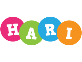 Hari friends logo