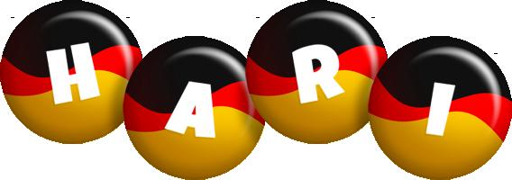 Hari german logo
