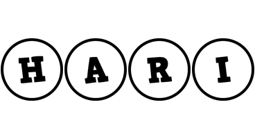 Hari handy logo
