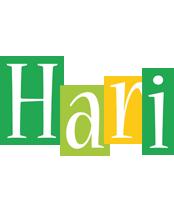 Hari lemonade logo