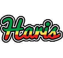Haris african logo