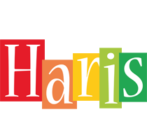 Haris colors logo