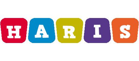 Haris daycare logo