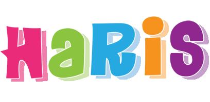 Haris friday logo