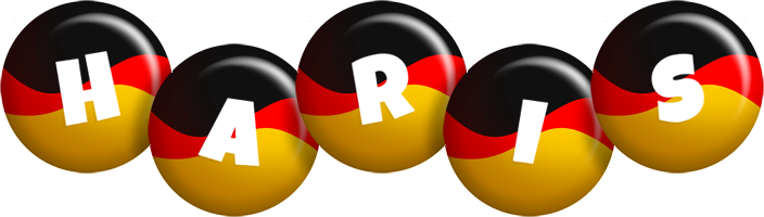 Haris german logo