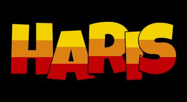 Haris jungle logo