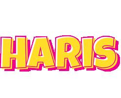 Haris kaboom logo