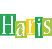 Haris lemonade logo