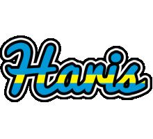 Haris sweden logo