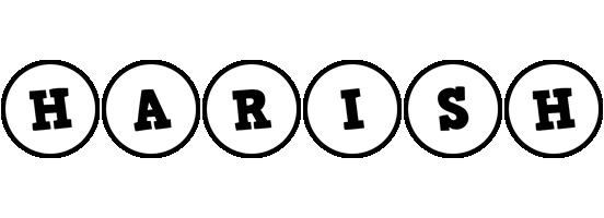 Harish handy logo